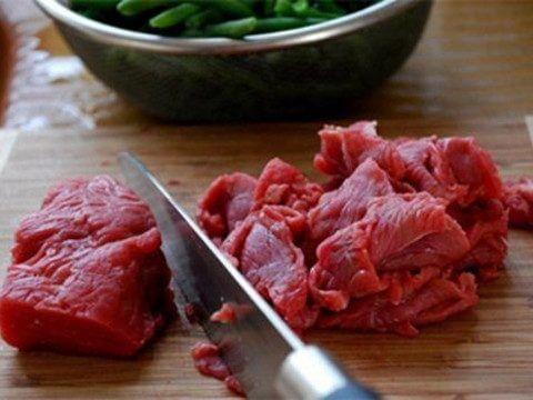 Nguyên liệu thịt bò mềm